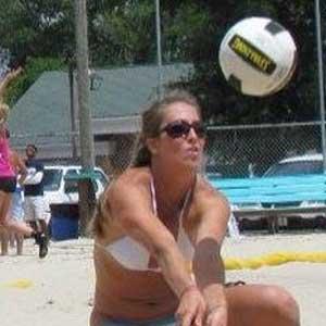Caley Redden Coach Beach South Volleyball