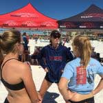 Sarah Schermerhorn Beach South Volleyball Testimonial