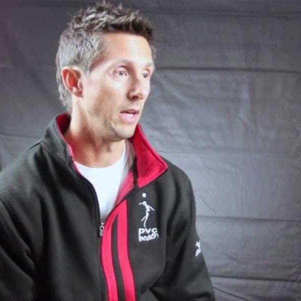 Scott Castevens, Beach South Volleyball Coach