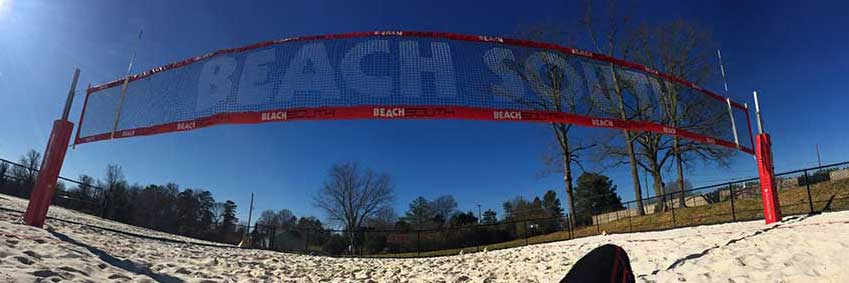 Beach South Volleyball Triad