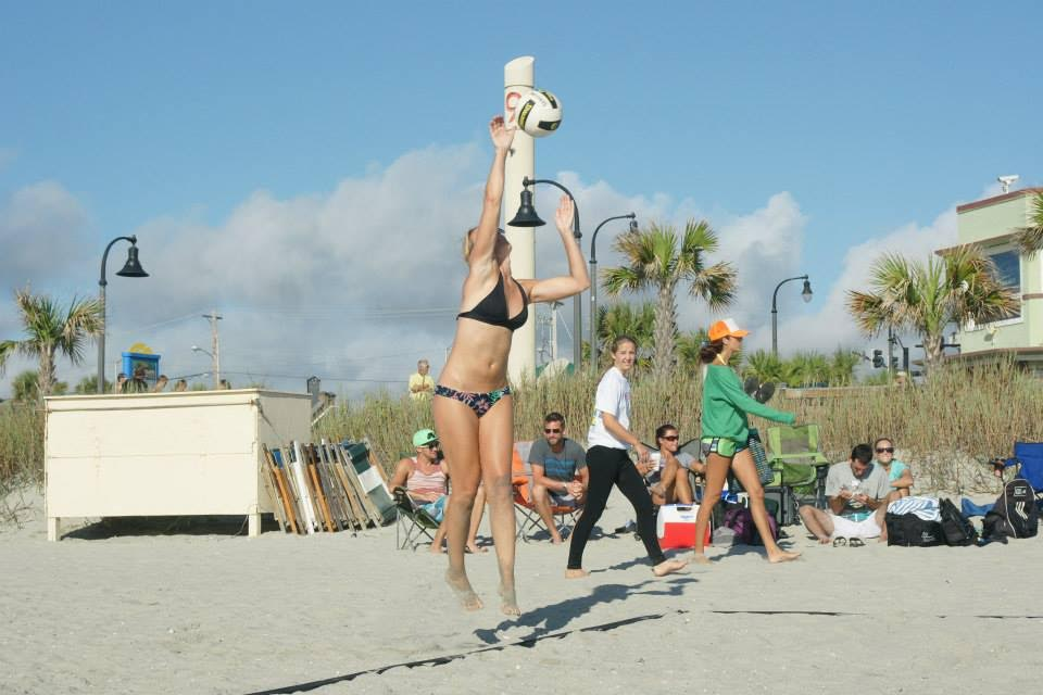 Beach South Volleyball
